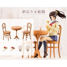 [PREORDER] Sousai Shojo Teien - 1/10 After School Cafe Table