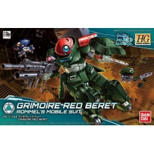 1/144 HGBD Grimoire Red Beret