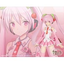 Frame Music Girl - Sakura Miku