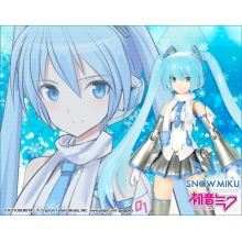 [PREORDER] Frame Music Girl - Snow Miku