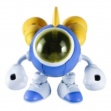 [PREORDER] TwinBee Rainbow Bell Adventure - TwinBee Renewal Version (Model Kit)