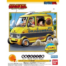 Dragon Ball Mecha Colle Vol.7 Master Roshi's Wagon