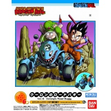 Dragon Ball Mecha Colle Vol.6 Oolong's Road Buggy