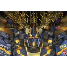 PG 1/60 Unicorn Gundam 02 Banshee Norn