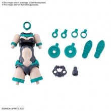 [PREORDER] 30 Minute Sisters - 30MS Option Body Parts Type A01 [Color B]