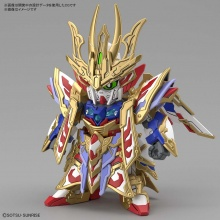[PREORDER] SD World Heroes: Cao Cao Wing Gundam Isei Style
