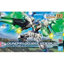 HGBD:R 1/144 Gundam 00 Sky Moebius