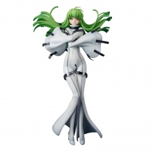 Code Geass Lelouch of the Rebellion - C.C.