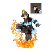 [PREORDER] ARTFX J 1/8 Fire Force - Shinra Kusakabe (Glows in the Dark Bonus Edition)