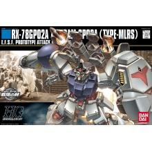 1/144 HGUC Gundam GP02A Type-MLRS Physalis