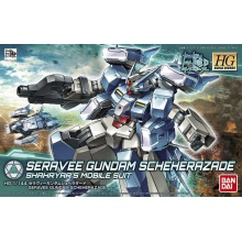 1/144 HGBD Seravee Gundam Scheherazade