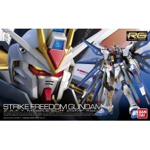 RG 1/144 Strike Freedom Gundam