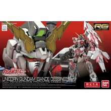 1/144 RG RX-0 Unicorn Gundam (Bande Dessinee Ver.)