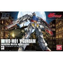 1/144 HGCC WD-M01 Turn A Gundam