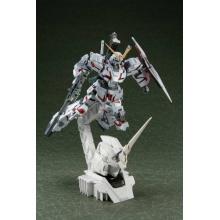 HGUC 1/144 RX-0 Unicorn Gundam [Destroy Mode] + 1/48 Head Display Base