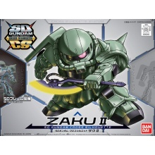 SD Gundam Cross Silhouette: MS-06F Zaku II