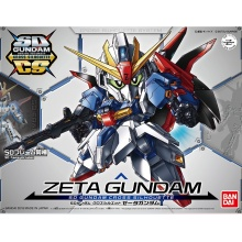SD Gundam Cross Silhouette: MSZ-006 Zeta Gundam