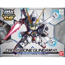 SD Gundam Cross Silhouette: Crossbone Gundam X-1
