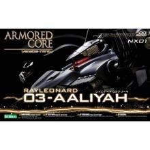 Armored Core - 1/72 Rayleonard 03-Aaliyah
