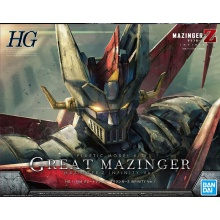 1/144 HG Great Mazinger Z (Mazinger Z: Infinity Ver.)
