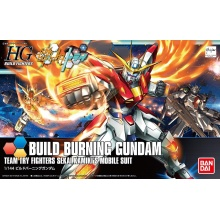 1/144 HGBF Build Burning Gundam