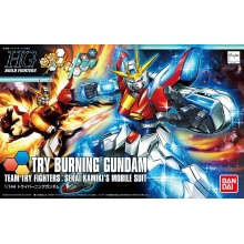1/144 HGBF Try Burning Gundam