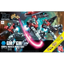 1/144 HGBF GM's Counterattack - GM/GM