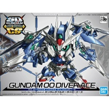 SD Gundam Cross Silhouette: Gundam 00 Diver Ace