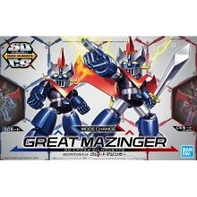 SD Cross Silhouette: Great Mazinger Z