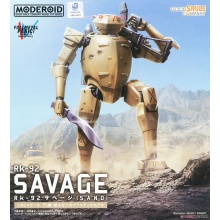 MODEROID Full Metal Panic! Invisible Victory - 1/60 Rk-92 Savage (SAND)