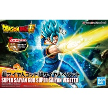 Figure-rise Standard Dragon Ball - Super Saiyan God Super Saiyan Vegetto