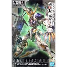 1/100 IBO FM Gundam Barbatos Lupus Rex