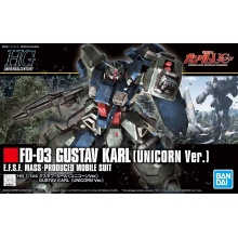 1/144 HGUC FD-03 Gustav Karl (Unicorn Ver.)
