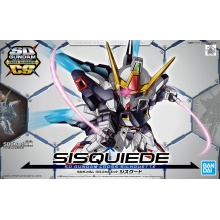 SD Gundam Cross Silhouette: LRX-077 Sisquiede