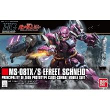 1/144 HGUC MS-08TX/S Efreet Schneid