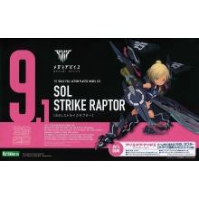 1/1 Megami Device - SOL Strike Raptor