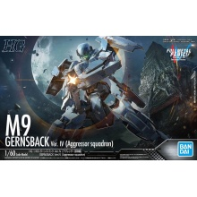 1/60 Full Metal Panic! Invisible Victory - HG Gernsback Ver.IV (Aggressor Squadron)