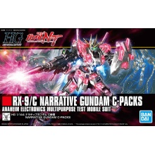 1/144 HGUC RX-9/C Narrative Gundam C-Packs