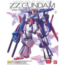 1/100 MG ZZ Gundam Ver.Ka