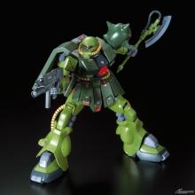 Reborn One Hundred RE//100 1//100 Gundam 0080 Zaku II FZ model kit Bandai 013