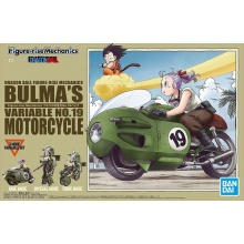 Figure-rise Mechanics Dragon Ball - Bulma's Variable No.19 Motorcycle