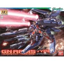 1/144 HG Gundam Exia + GN Arms Type E