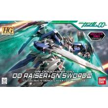 1/144 HG Gundam 00 Raiser + GN Sword III
