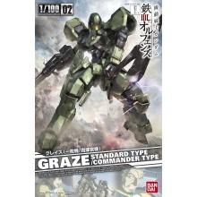 1/100 Graze (Standard Type / Commander Type)
