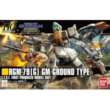 1/144 HGUC RGM-79[G] GM Ground Type