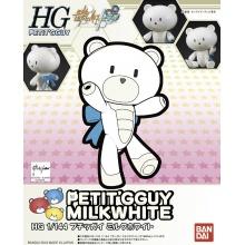 HGPG 1/144 Petit'gguy Milk White