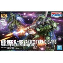 HG 1/144 Zaku II Type C-6/R6