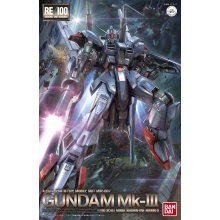 RE/100 1/100 Gundam Mk-III