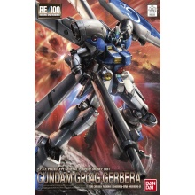 1/100 RE/100 Gundam GP04 Gerbera