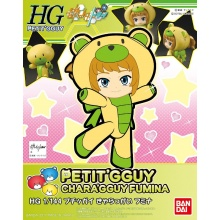 HGPG 1/144 Petit'gguy Chara'gguy Fumina